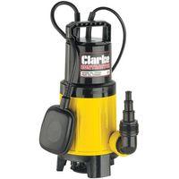 110 Volt Clarke CSV2A 1 Submersible Vortex Water Pump (110V)