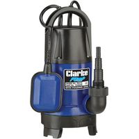 Clarke Clarke PSV7A 750W Submersible Pump With Folding Base