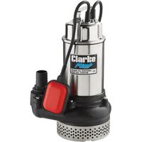 Clarke Clarke DWP200A 2 Submersible Dirty Water Pump With Float Switch