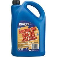 Clarke Clarke SAE30 Motor Oil - 5 Litres