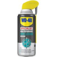 WD40 WD-40 Specialist White Lithium Grease 400ml