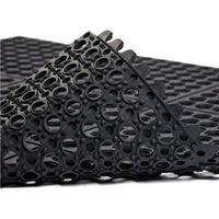 Grassmats Grassmats GMS016-14-4K Anti Fatigue Mat and Edging 4+4M/4F