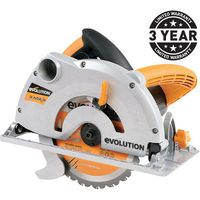 Evolution Evolution RAGE-B - Multi-Purpose 185mm Circular Saw (230V)