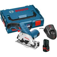 Machine Mart Xtra Bosch GKS 10.8 V-Li 10.8V (2.0Ah) Lithium Ion Cordless Circular Saw Kit