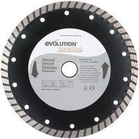 Evolution Evolution Rage Multipurpose Diamond Saw Blade 185mm