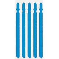 Clarke Clarke Replacement Jigsaw blades for CON750 / CJS20Li / Similar - 5 pack Metal Cutting