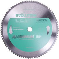 Evolution Evolution Raptor 355mm Aluminium Cutting Blade