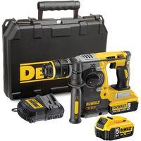 DeWalt DeWalt DCH273P2 18V Li-Ion Cordless SDS Hammer Drill