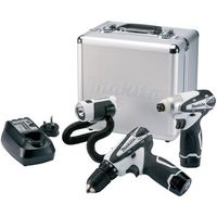 Makita Makita LCT305W 10.8V Power Tool Triple Pack