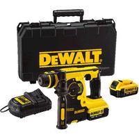 Machine Mart Xtra DeWalt DCH253M2 18V XR Li-Ion Hammer Drill, 2x4.0AH Batteries & Kit Box (SDS+)