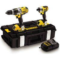 DeWalt DeWalt DCK290M2 18V XR Li-Ion DCD985 XRP Hammer Drill & DCF885 Impact Driver Kit