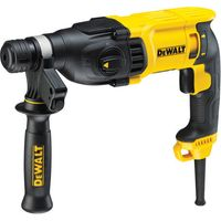 Machine Mart Xtra DeWalt D25133K 26mm 3 mode SDS-Plus Hammer Drill (110V)
