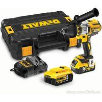 Machine Mart Xtra DeWalt DCD990P2 18V Drill/Driver, 2 x 5.0Ah XR Li-Ion Batteries & Kitbox