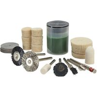 Machine Mart 20 Piece Cleaning and Polishing Rotary Tool Kit