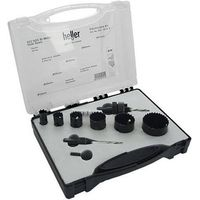 Heller Heller 6pce Electricians Hole Saw Kit