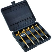 Clarke Clarke CHT744 5 Piece Metric Multi Angle Drill Bit Set