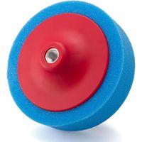 Flexipads Flexipads 150 x 50mm Blue M14 Thread Medium Versatile Foam Pad