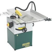Machine Mart Xtra Record Power TS250C-PK/A 10 Cast Iron Cabinet Makers Saw, Sliding Beam & Right Hand Extension (230V)