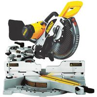 Price Cuts DeWalt DW717XPS Sliding Compound Mitre Saw XPS 250mm 230V