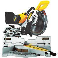 110 Volt DeWalt DW717XPS Sliding Compound Mitre Saw XPS 250mm (110V)