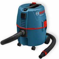 Machine Mart Xtra Bosch GAS 20 L SFC 19 Litre Professional Wet/Dry Extractor (230V)