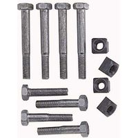 Clarke 12pce T-Nut Bolt Set - CL500M