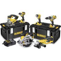 Machine Mart Xtra DeWalt DCK692M3 6 Piece 18V XR Li-Ion Power Tool Kit