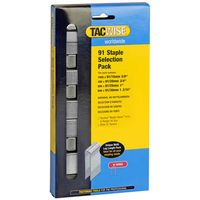 Tacwise Tacwise 91 Series Staple Selection Pack