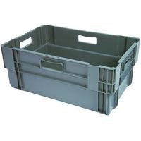 Barton Storage Topstore PV6424-11 47 Litre Nestable Euro Container