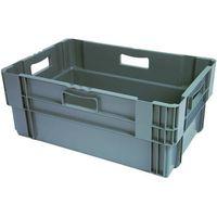 Barton Storage Topstore PV6432-11 60 Litre Nestable Euro Container