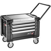Machine Mart Xtra Facom JET.CR4GM3 - 4 Drawer Rolling Tool Chest (Black)