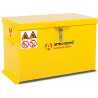 Machine Mart Xtra Armorgard TRB4C TransBank Chem Chemical Transit Box