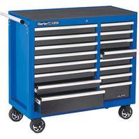 Clarke Clarke CBB226BLB Extra Large HD Plus 16 Drawer Tool Cabinet Blue