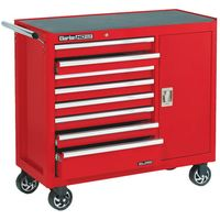 Clarke Clarke CBB228B Extra Wide HD Plus 8 Drawer Tool Cabinet with Side Door