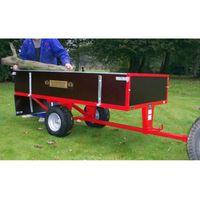 Machine Mart Xtra SCH 2 Wheel 760kg Timber Trailer