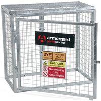 Machine Mart Xtra Armorgard GGC1 Gorilla Collapsible Gas Cage