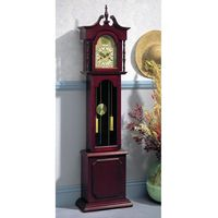 Clarke Clarke Colonial Grandfather Clock (Weight Driven)