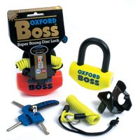 Oxford Oxford OF39 Boss Super Strong Disc Lock - 12.7mm