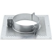 Clarke 6 Ventilated Combustible Floor Support Plate