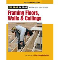 Machine Mart Xtra For Pros By Pros: Framing Floors, Walls & Ceilings