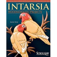 Machine Mart Xtra A Scroll Saw Woodworking & Crafts Book: Intarsia Woodworking Projects