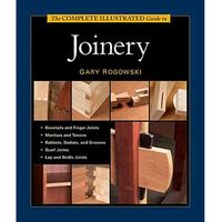 Machine Mart Xtra The Complete Illustrated Guide to Joinery
