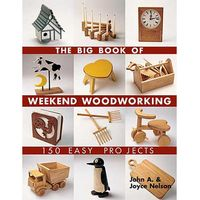 Machine Mart Xtra The Big Book Of Weekend Woodworking