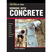 Machine Mart Xtra Working with Concrete