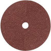 National Abrasives Fibre Backed Alu. Oxide Sanding Disc - 180mm, 24 Grit