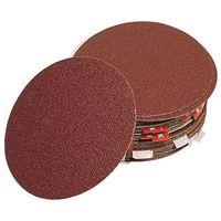 National Abrasives Alu. Oxide Self Adhesive Discs - 150mm, 80 Grit