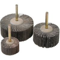 National Abrasives Pk3 Aluminium Oxide Flap Wheel 30x5x3mm