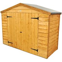 Forest Forest 161x213x85cm Timber Bike Store
