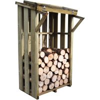 Forest Forest 109x115x117xm Small Flip Top Log store