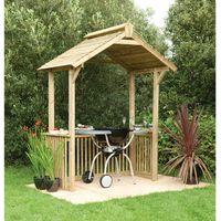 Machine Mart Xtra Forest Garden/BBQ Shelter